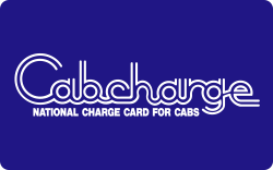 Payment Method - Cabcharge